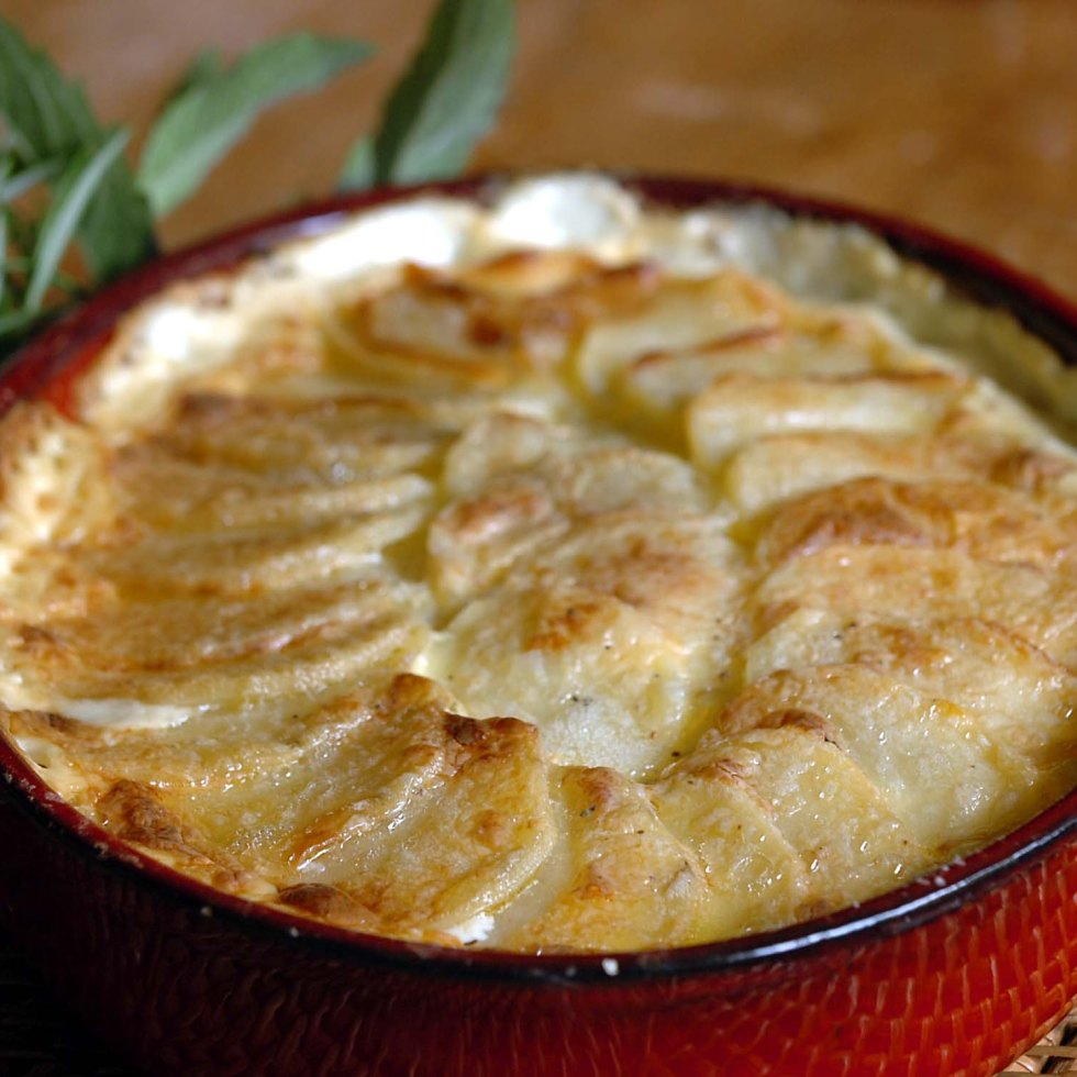Dauphinoise Potatoes ©Kevin Ashton