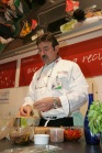 KEVIN ASHTON @ THE BBC GOOD FOOD SHOW, NEC. PHOTO: ADRIAN PEARMAN. 27/11/04