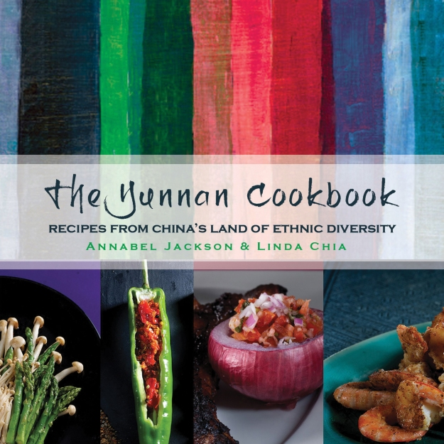 Yunnan Cookbook Cover