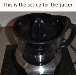 Juicing Attachment