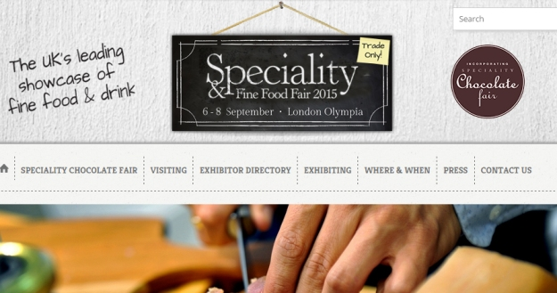 Speciality and Fine Food Show