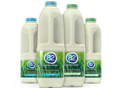 A2 milk UK