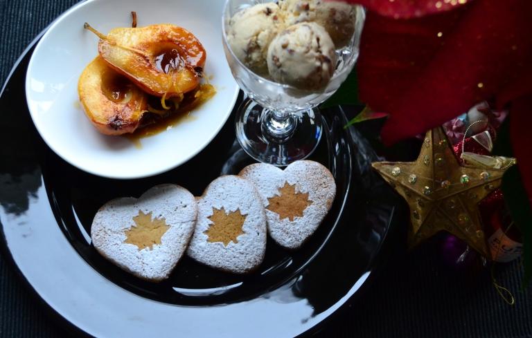 Salted Pecan & Maple Ice Cream ©Kevin Ashton 2015