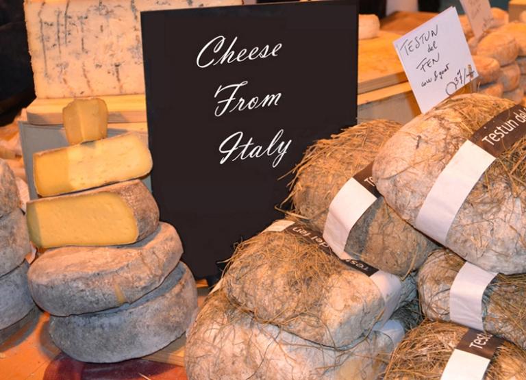 Italian cheese©Kevin Ashton 2015