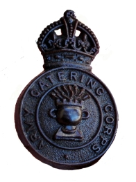 Army catering corp badge