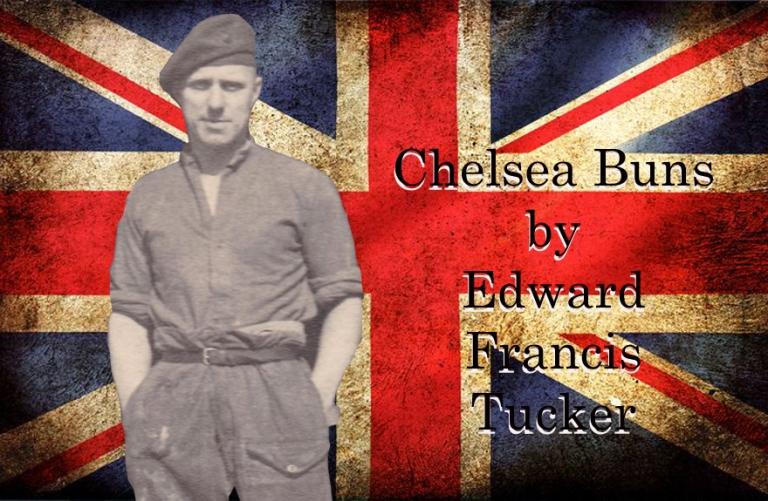 Chelsea Bun Flag
