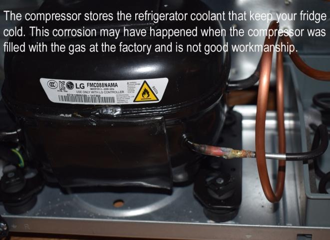 LG Compressor 1