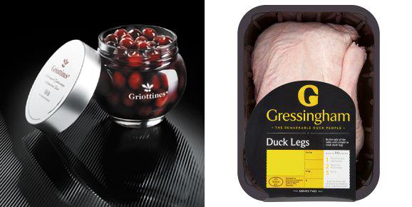 Griottines & Gressingham