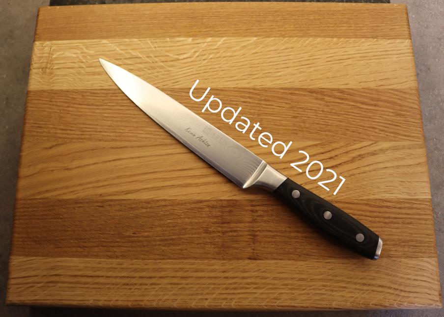 New Oak Cutting board