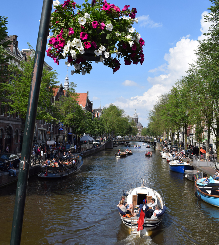 Canals of Amsterdam small