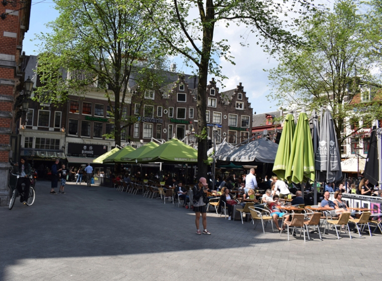 Leidseplein square small