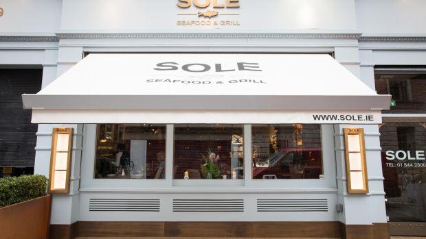 Sole Restaurant front