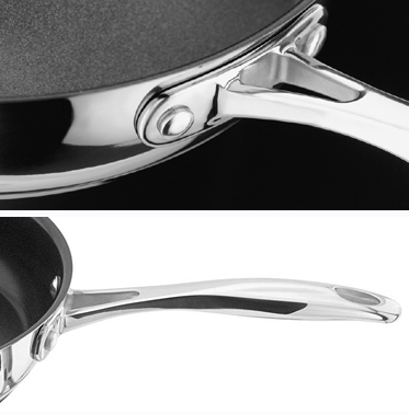 30 cm frying pan handle