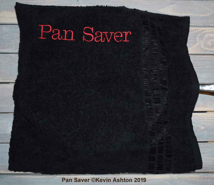 Pan Saver ©Kevin Ashton 2019 small