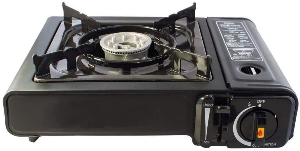 Butane potable stove