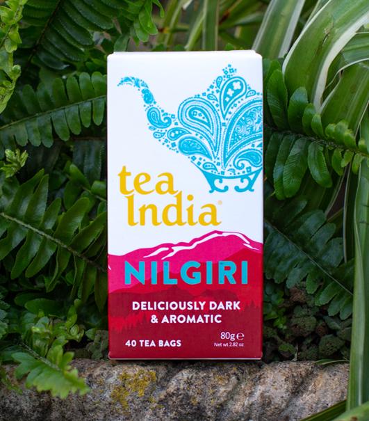 Tea India Nilgiri